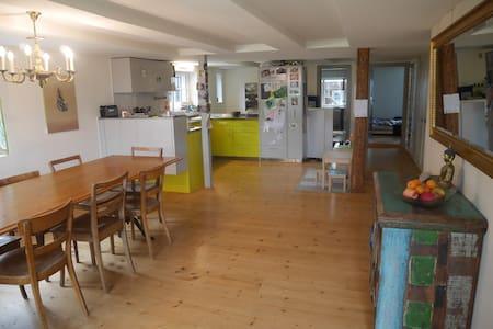 Schöne 4-Zimmerwohnung direkt am Zürichsee - Apartment