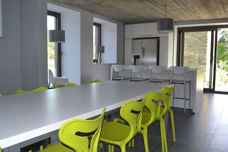 Maison Paquay  Le bien-être dans un écrin de calme - Libramont-Chevigny - House