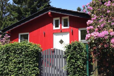 Unser neuerbautes Ferienhaus im idyllischen Rurtal - Simmerath