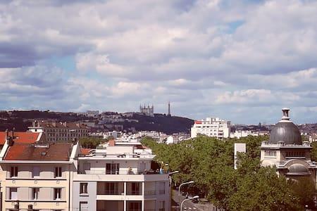 T2 agréable et lumineux avec balcon - Apartment