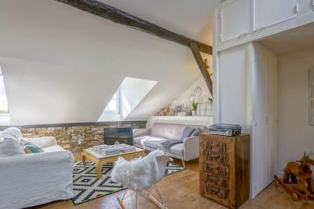 Agréable 45M2 Calme Plein Centre Bayonne - Apartament