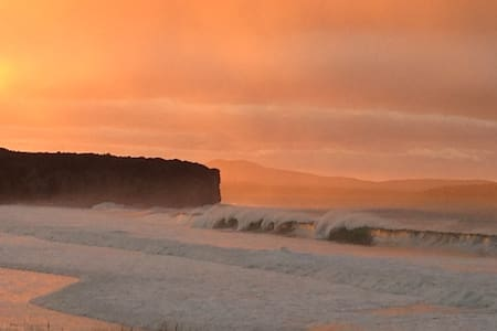 Paradise sur Mer - a simple creative retreat. - Bed & Breakfast