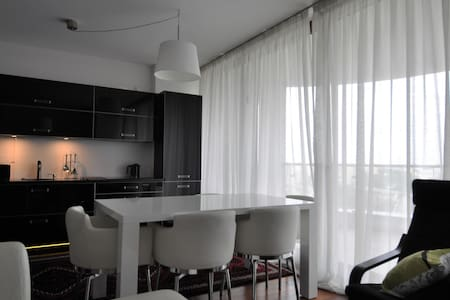 Prestige Apartment Verona for 4 Persons in Cracow - Lägenhet