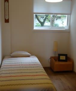 Quarto com casa de banho privativa - Apartment