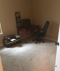 Private and Quiet (office/bedroom) - Crestview - Haus
