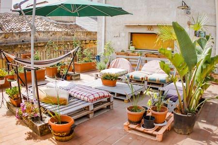 CENTRALISSIMA ed ECONOMICA stanza condivisa - Palermo - Apartment