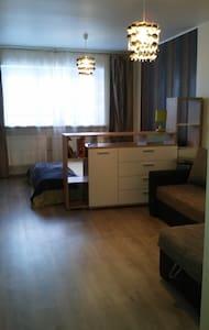 Spacious studio apartment - Tallinn - Byt