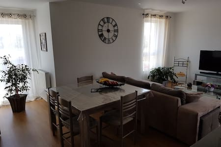 Appartement T4 en duplex - Aurillac - Apartment