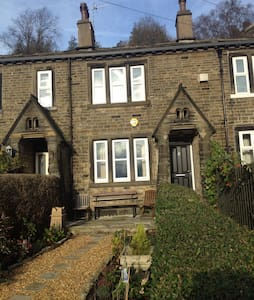 Beautiful 17th century cottage in Halifax W Yorks - Halifax - Talo