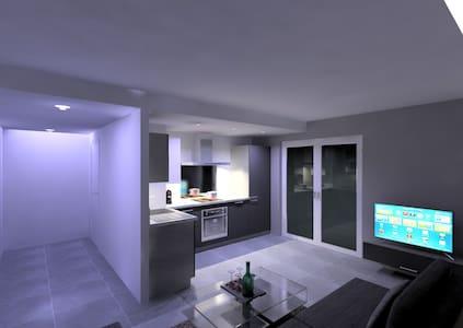 Lot Excéptionnelle cosy dernier étage terasse 75m² - Vénissieux - Apartment