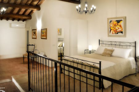 Casa Leoni Bed & Breakfast - SUITE uso tripla - Haus