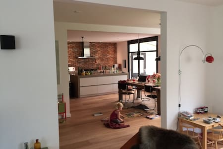 Huge and cosy house (225 m2) for family only! - Driebergen-Rijsenburg
