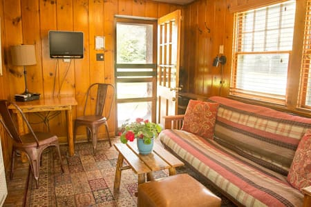 Riverfront Cabin at Snowmass Cottages - Snowmass - Cottage