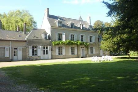Château de Marchenoir - Talo