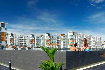Modern and Comfortable @UUC, Telipok,Kota Kinabalu - Kota Kinabalu - Kondominium