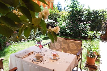 """Grazioso bilocale con giardino """"Corte delle Rose"""" - Brescia - Apartment"""