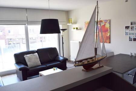 Gezellig appartement in Zeebrugge - Brugge