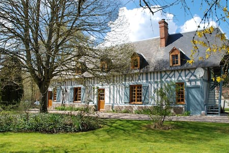 Charming Normandy house near Paris - Nassandres - Dom