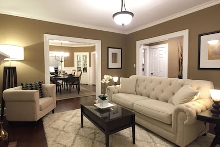 West Hartford premium luxury bedroom - West Hartford - Appartement