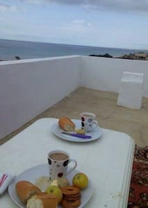 villa borhane kelibia bord de la plage tunisie - Kelibia - Villa