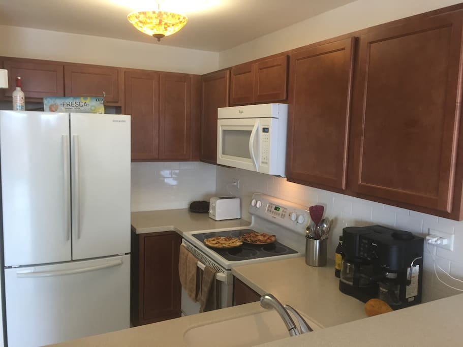 New Kitchen remodeled in 2014