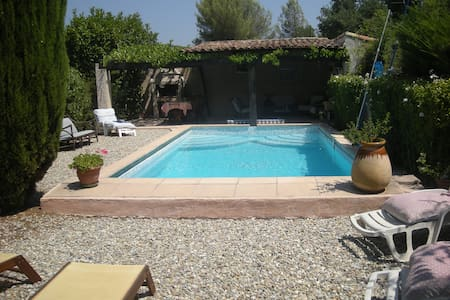 Appartement T2 avec piscine en Provence - Apartment