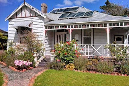 Charming 3BR Federation Cottage - Korumburra