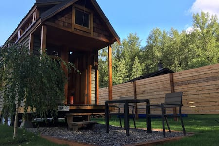 Beautiful, Unique Tiny House Near Chilliwack River - Diğer