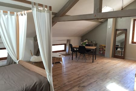Bed & Breakfast - Loubaresse - Bed & Breakfast