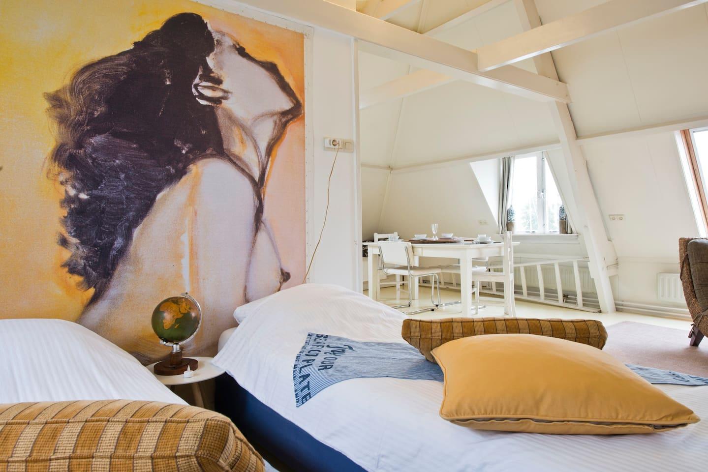 Mighty mermaid' haven studio   stadswoningen te huur in middelburg ...