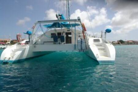 Catamaran San Blas Sailing - Boot