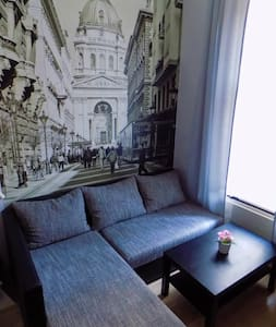 East Residence, best loft flat in Budapest - Condominium