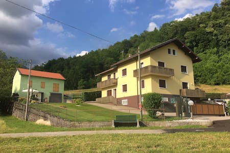 Casa Uliana : vacanze nella natura - Pieve d'Alpago
