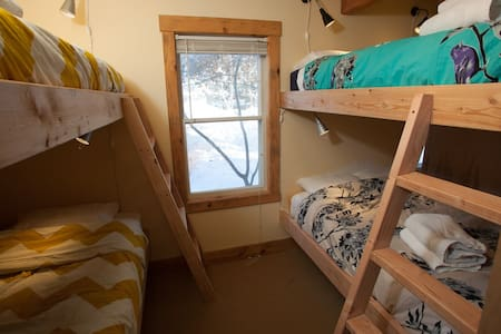 Affordable Bunk Room Accommodation with Style! - Winthrop - Studentrum