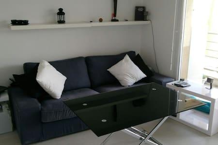 Studio 30m² avec balcon et parking privé - Apartament