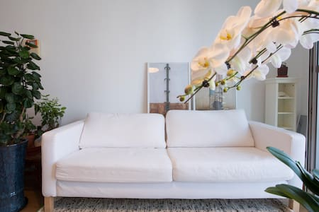 阳光大卧室/紧邻望京soho/798/阿里巴巴/Sunny cozy room - Apartamento
