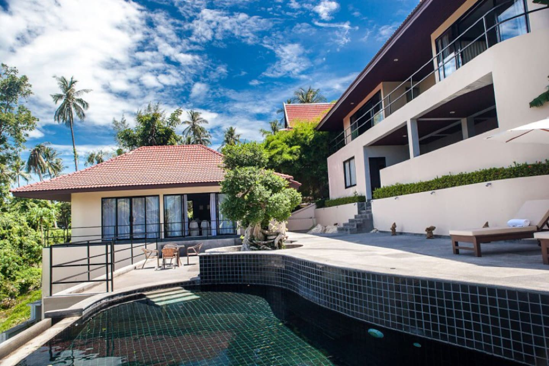 3 bedroom sea view Villa Eveline