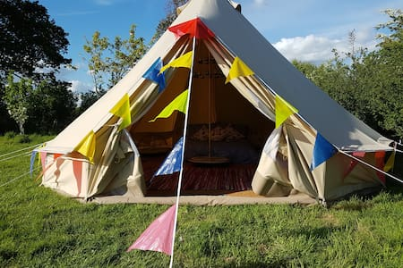 Bella our bell tent - Tent