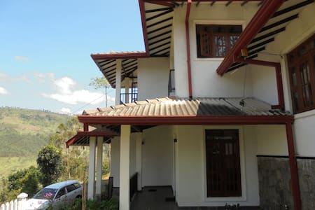 hills views banglow - kandy