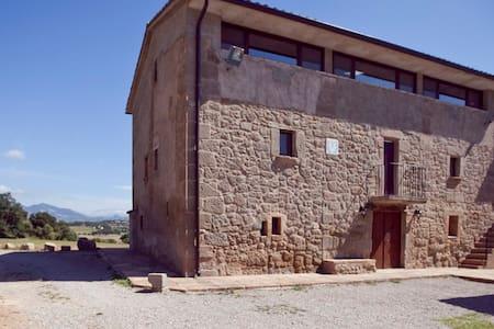 Casa de turismo rural para grupos. - Casa