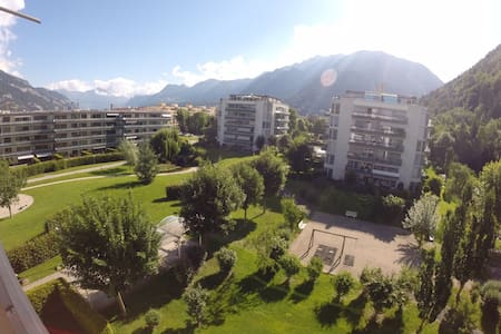 WG Talstation Chur - Chur - Apartment