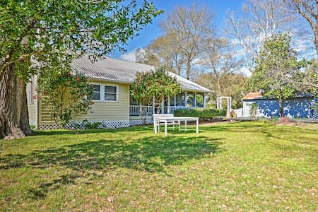 Delightful 3BR Northwest Houston Farmhouse - Tomball - Dům
