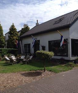 ontspannen verblijf aan de Zeeuwse - Burgh-Haamstede