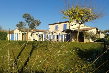 Villa Golf en Drome (+private pool) - Villa