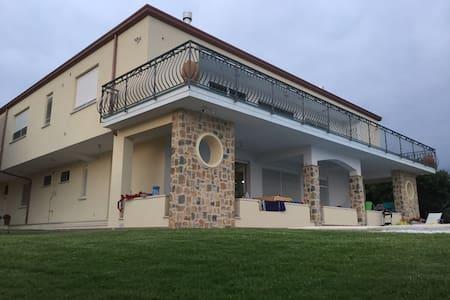 Spettacolare Villa Panoramica su Sapri Vibonati - Vibonati - Lejlighed