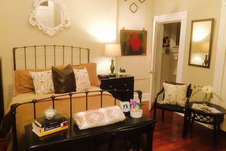 Downtown Private Entry Bed & Bath - Lexington - Appartement