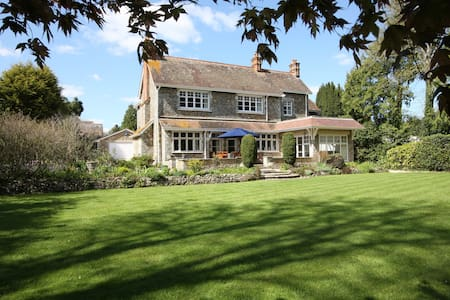 Luxury 6 bedroom Rectory near Lyme Regis - Colyford