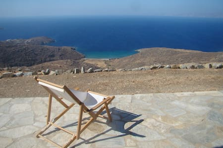 Aegean Best View comfy house 6+ - Huis