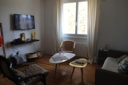 Appartement centre ville Brest quartier St Louis - Brest - Apartemen