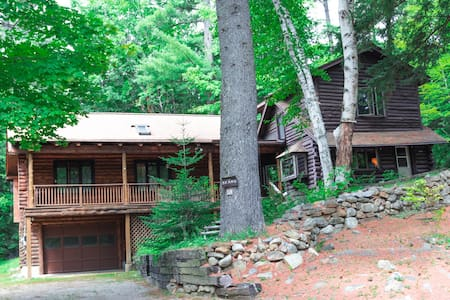 Large and lovely mountain cabin near North Conway - Chalet